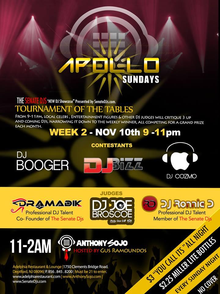 Senatedjs_ Apollo_Sundays_DJ SOjo_Wk2