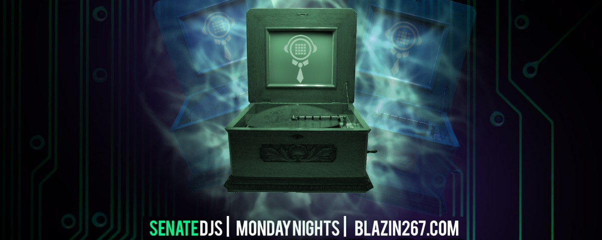 2 hour weekly radio show on blazin267.com hosted by the Senate DJ's DJ Sojo! Each week we take you into the studio with your favorite Senate DJ & their take on an Open Electronic Format! Senate DJs| Musik Box - Volume 12| DJ Sojo| Side A