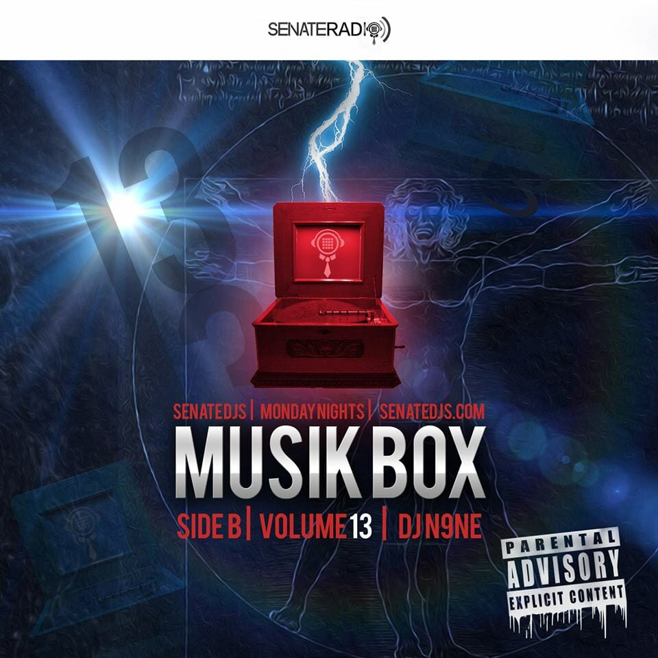 musik box,dj sojo. senate djs , 13, dj n9ne, nj, atlantic city